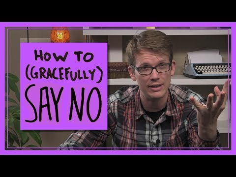 How to (Gracefully) Say No