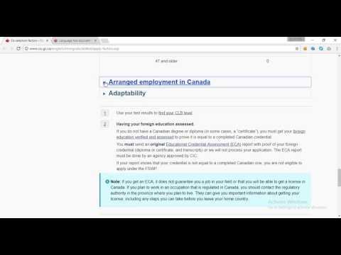 কানাডা যেতে কি লাগবে ? Canada immigration from Bangladesh (Selection Factors & CLB Calculation)