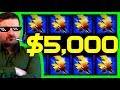 I WON OVER $5,000 USING THIS BETTING METHOD! 🏆 How To Win On HIGH LIMIT Slots W/ SDGuy1234