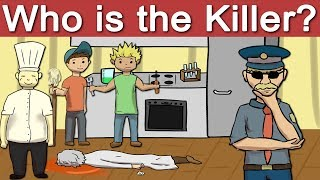 3 Riddles Popular on - Who did it? | Can you Solve it?