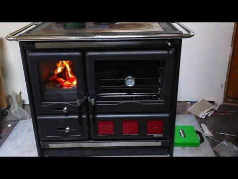 Our Wood Cookstove: Building an Off Grid Yurt Part 16