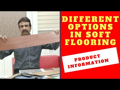 Flooring options Vinyl Wood Carpet Flooring. Hindi