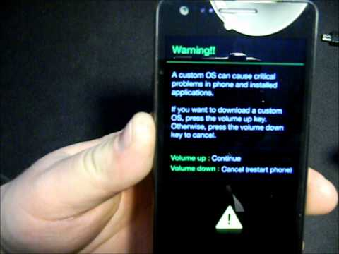 Samsung Galaxy S II AT&T Edition I777 (How To Root)
