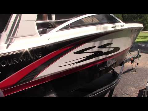 Remove Water Spots From Boat - Polishing A Boat!