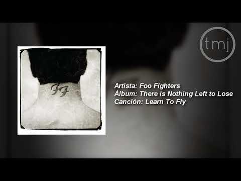 Letra Traducida Learn To Fly de Foo Fighters