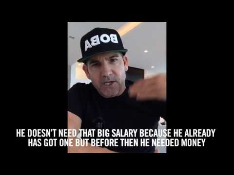 How to Get Rich at a Salary Job - Grant Cardone