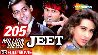 Jeet  {HD} - Salman Khan - Sunny Deol - Karishma Kapoor - Superhit Hindi Movie