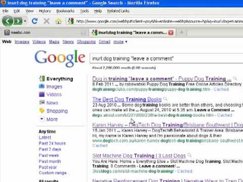 How To Get Backlinks Blog Commenting