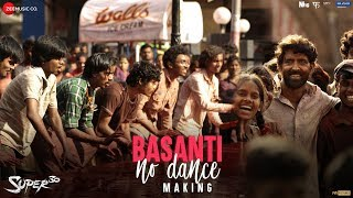 Making of Basanti No Dance - Super 30 | Hrithik Roshan & Mrunal Thakur
