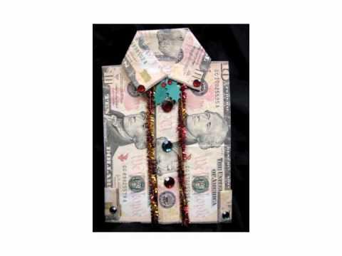 Easy Money Origami Shirt Design by Foldin Money