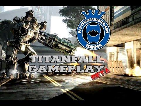 Titanfall Beta || PC || Gameplay