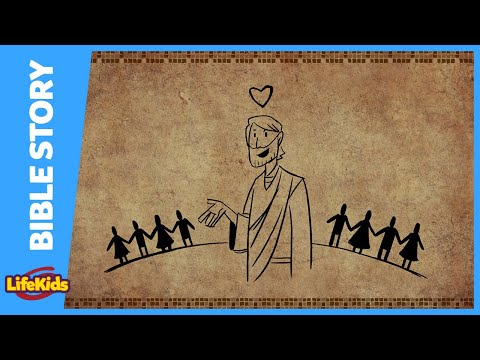 Bible Theater: Mark - The Rich Young Ruler - LifeKids.tv
