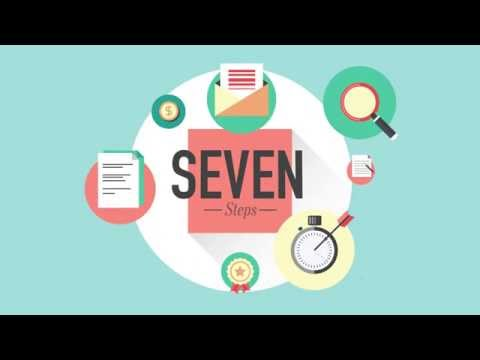 Seven Steps To A Successful Application
