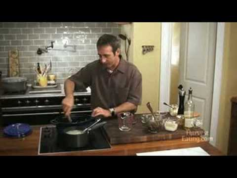 Video Recipe: Wild Mushroom Risotto