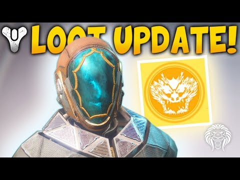 Destiny 2: MYSTERY EXOTIC & LOOT UPDATE! Hive Dragon, Seven Seraphs & Vault Space