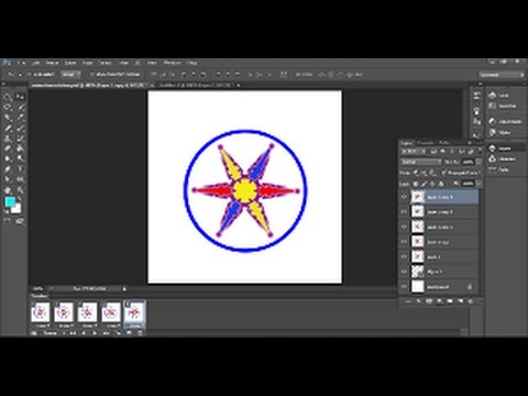 How to create a rotating animation GIF using Photoshop [Tutorials]