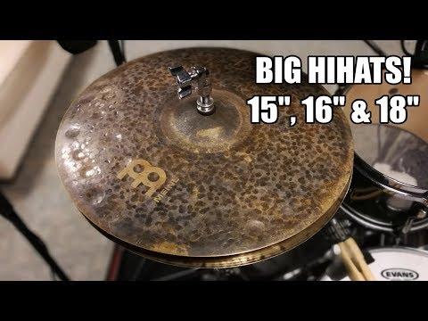 Big Meinl Hihats - Comparison & Review