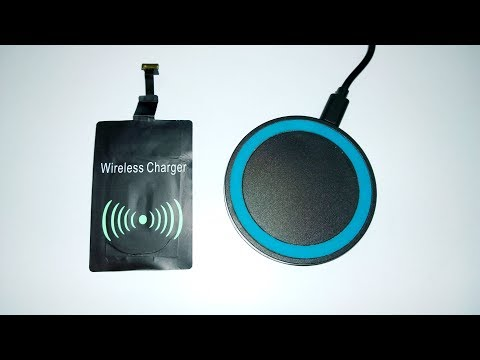 Wireless Charger & Receiver Disassembly -  What's Inside?