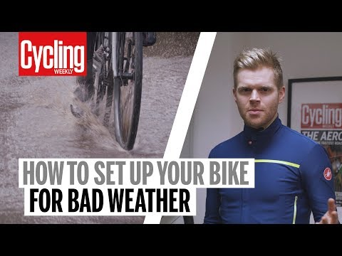 How to set up your bike for bad weather | Cycling Weekly