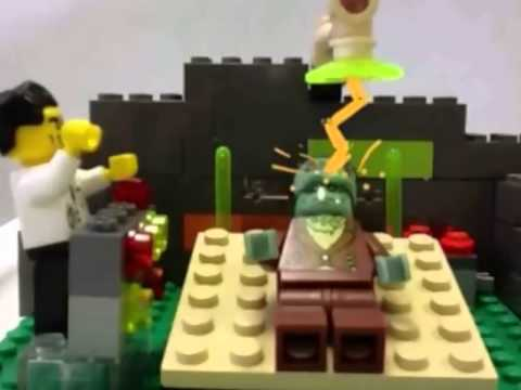 LEGO® Movies: Stop-motion Animation with an iPad®