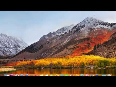 macOS High Sierra - Resolving System Extension Blocked