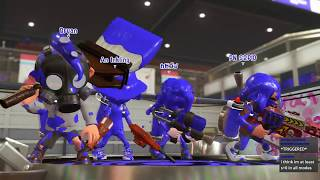 [stream] Splatoon 2 - Trying Out: Rapid Blaster Pro Deco