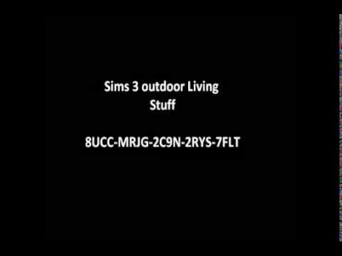 The Sims 3 Serial Codes