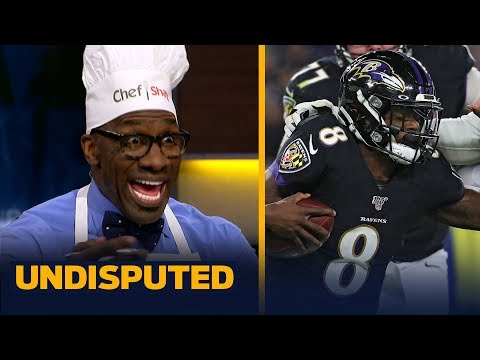 Lamar Jackson and the Ravens gave the Patriots a 'wake up call' — Shannon Sharpe | NFL | UNDISPUTED