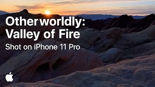 A journey into the Valley of Fire — Shot on iPhone