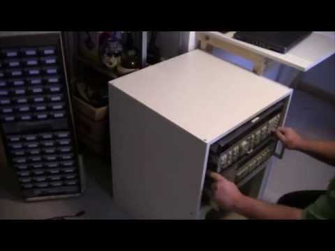 Build a 19 inch rack for $10 - IKEA LACK Hack