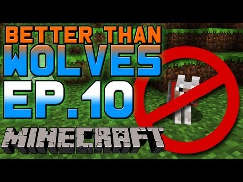 The Windmill   Better than Wolves Minecraft Mod   Ep.10