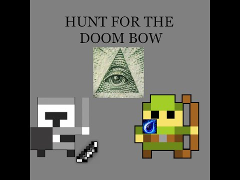 RoTMG Guide - Hunt for the Doom Bow (not that hard)