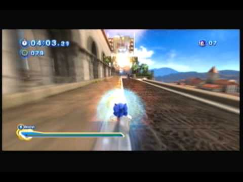 Sonic Generations:A Quick Breather Achievement Guide