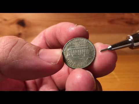 Have You Ever Discovered an Unplated or Silver Penny?  Here's What You May Have!