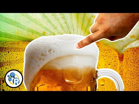 How To Get Rid of Beer Foam Fast