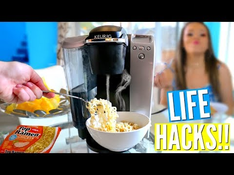 DIY Morning & Night Routine Life Hacks Every LAZY PERSON Should Know!