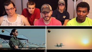 Indian Air Force - A Cut Above ( Motivational Video ) REACTION!