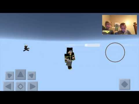 Minecraft PE -  2 Ways How to Fly In Survival - Teerzo
