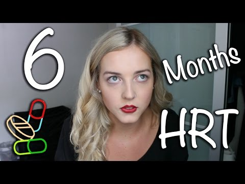Transgender Vlog #9: 6 Months HRT