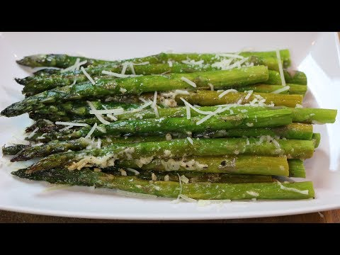 How to Make Asparagus - Easy Roasted Asparagus Recipe