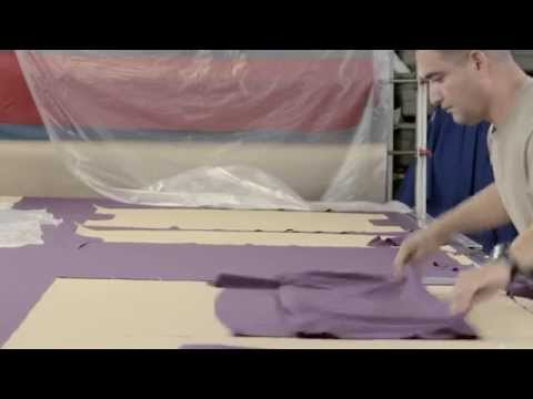 Graduation Cap and Gown Manufacturing Process from Academic