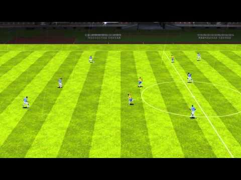 FIFA 14 Android - Brazil VS Manchester City