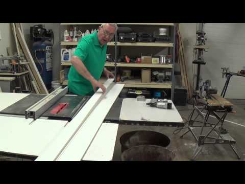Building A Track Saw