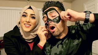 BLACK MASK PRANK (Hilarious!!)