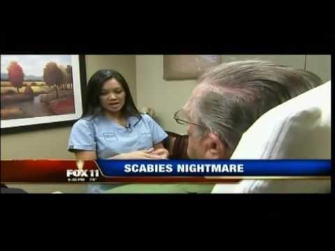Dr. Sandra Lee Talks Scabies Prevention on KTTV  (01/26/12)