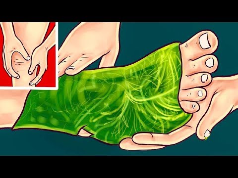 Wrap Your Feet In Cabbage Leaves And See The Surprising Results!! By Healthy Ways