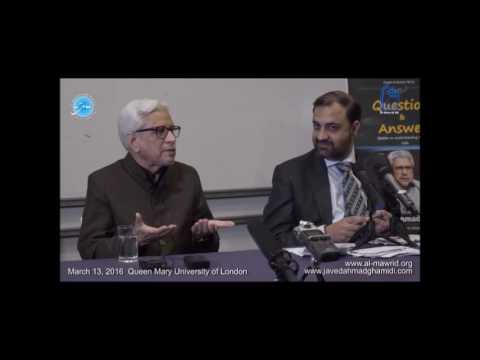 Should we change our names after marriage or accepting Islam | Javed Ahmad Ghamidi