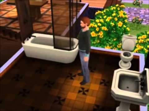 Sims 3 - Male Pregnancy (Alien Baby)