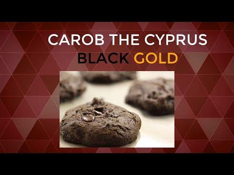 CAROB THE CYPRUS BLACK GOLD