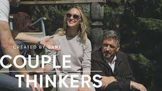 Jo Nesbø: How do you dare to follow your dreams and visions? - Couple Thinkers - EP 5